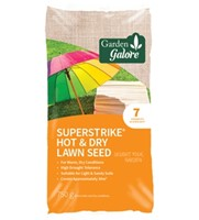 Garden Galore Hot & Dry Lawn Seed