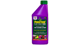 PowerFeed for Flowers, Fruit & Citrus