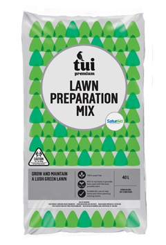 Tui Lawn Preparation Mix