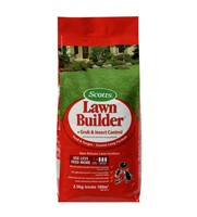 Scotts Lawn Builder + Grub & Insect Control