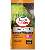 Scotts Lawn Builder Seed & Turf Starter