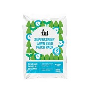 Tui Superstrike® Lawn Seed Easycare Patch Pack