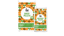 Try new Tui Sheep Pellets!