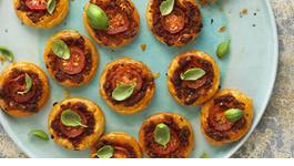 Sundried Tomato Tartlets