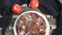 Nadia's Gluten-free Upside Down Apple Cake