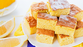 Christine's Lemon Brownies