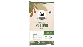 Tui Organic Potting Mix - BioGro Certified