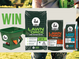 Win the ultimate lawn pack