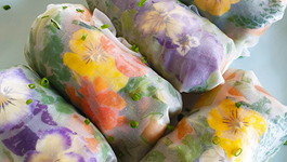 Kates Summer Rice Paper Rolls