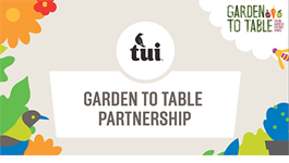 Proud partner of Garden to Table